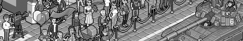 The Glory day isometric pixel art